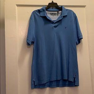 ISO's Light Blue Polo